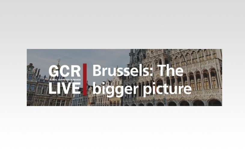 Andrzej Kmiecik participates in GCR Live 10th Annual Competition Law Conference: The Bigger Picture
