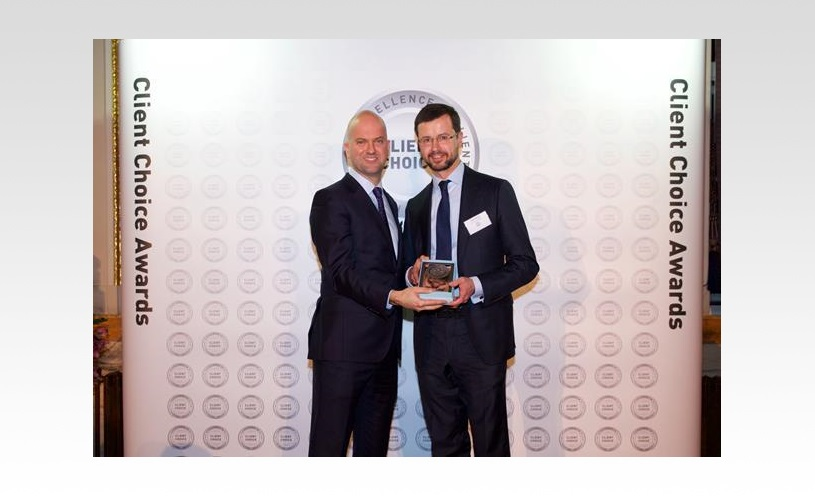 Van Bael & Bellis partner Pablo Muñiz receives Client Choice Award 2018